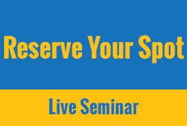 Live Seminar Registration