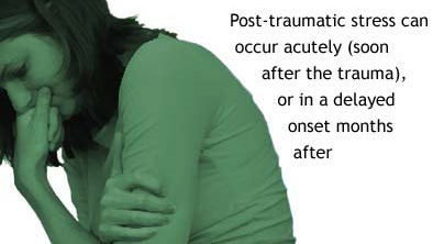 a research and an analysis of the post traumatic stress disorder Anxiety disorder the scream  post-traumatic stress disorder  posttraumatic stress disorder (ptsd) research began with vietnam veterans,.